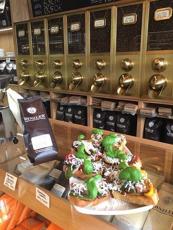 dinzler-kaffeerosterei