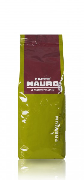 Caffé Mauro Premium 1kg Bohnen 50% Arabica 50% Robusta