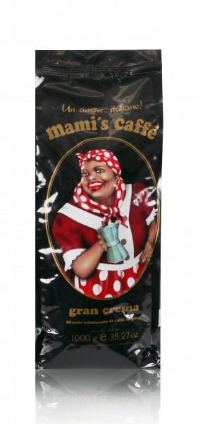 Mami's Caffe Gran Crema - Espresso - 1kg Bohnen