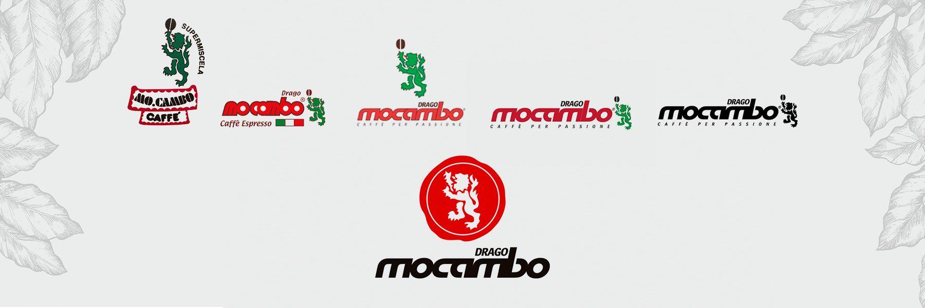 Mocambo-Logo-Entwicklung 2018 neues Logo Kaffee