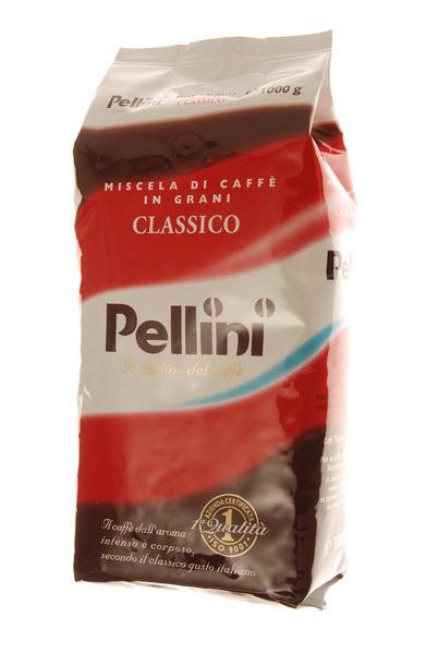 Pellini Classico 1kg Espresso Bohnen