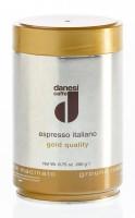 Danesi Dose Espresso ORO 250g gemahlen