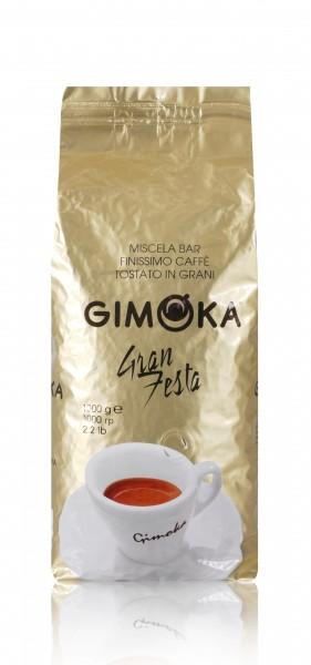 Gimoka Gran Festa 1kg Bohnen 90% Arabica