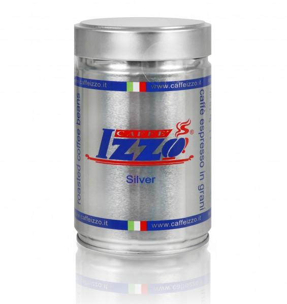 IZZO Espresso Napoletano (Silver) - 250g Bohnen
