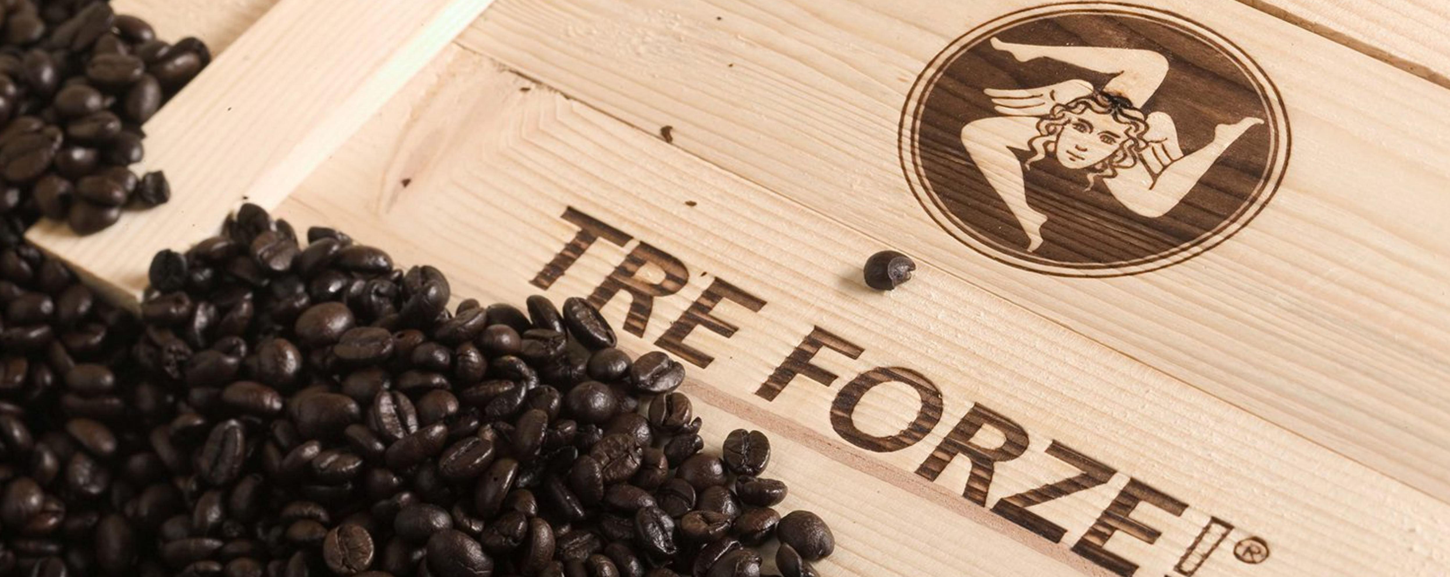 Tre-Forze-Espresso-Holzkiste