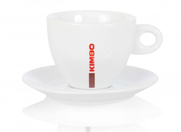 Kimbo Milchkaffeetasse extra groß
