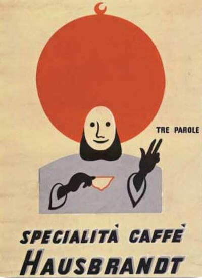 Historisches-Hausbrandt-Logo-kaffee-kaufen-altes-bild Espresso Bohne oder als Kapsel erwerben