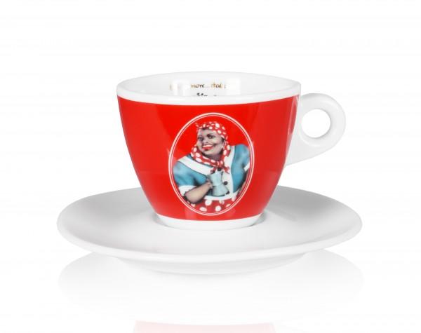 Mami's Caffe Cappuccinotasse - Espresso Crema