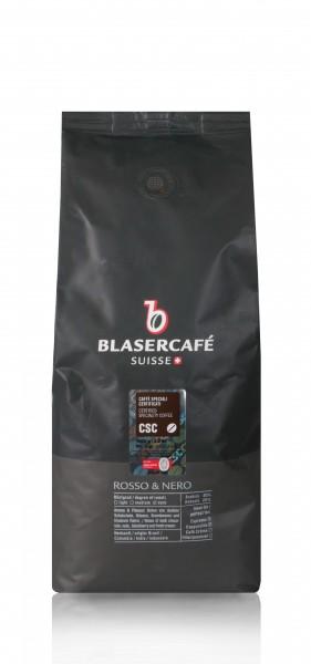 Blasercafe Rosso e Nero 1000g Bohnen
