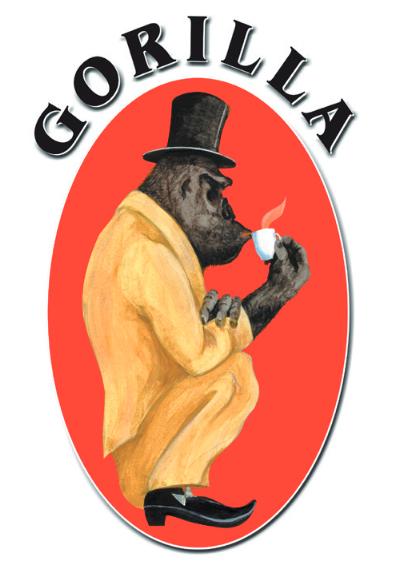 Logo Gorilla Kaffee Bohnen kaufen