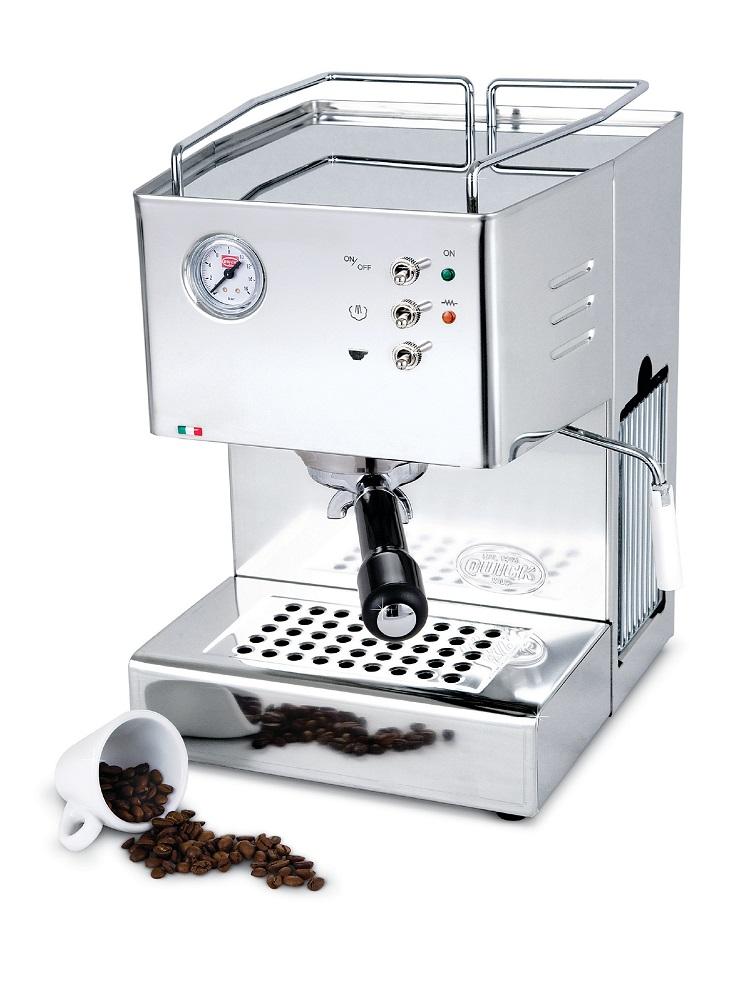 quickmill barista kaffeemaschine g nstig kaufen top ger t. Black Bedroom Furniture Sets. Home Design Ideas