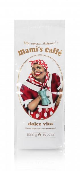 Mami's Caffe Dolce Vita - Espresso - 1kg Bohnen