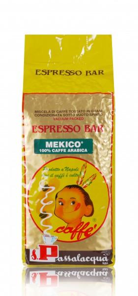 Passalacqua Mekico 1kg Espressobohnen aus Neapel